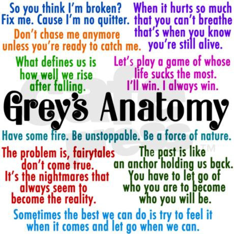 Inspirational Quotes Greys Anatomy. QuotesGram