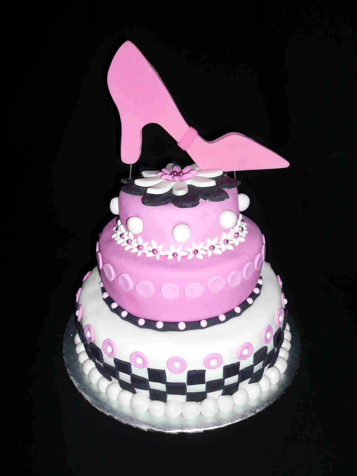 Shoes Birthday Cake Quotes Quotesgram