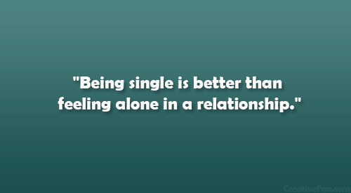 Feeling Alone In A Relationship Quotes Quotes About Being Lon...