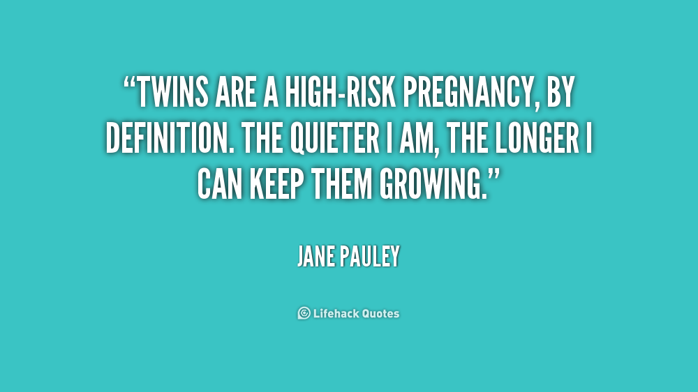 twin pregnancy quotes  quotesgram