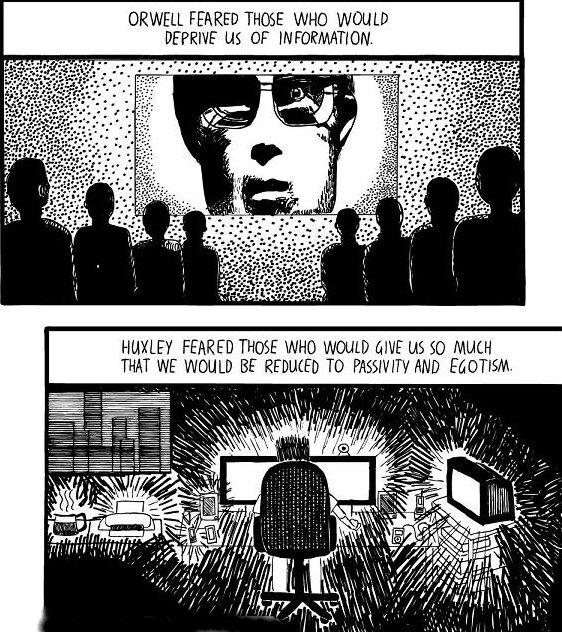 1984 thesis theme