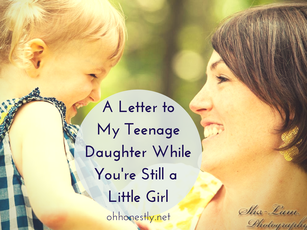 A Letter to My Daughter: What I Want You to See in the Mirror