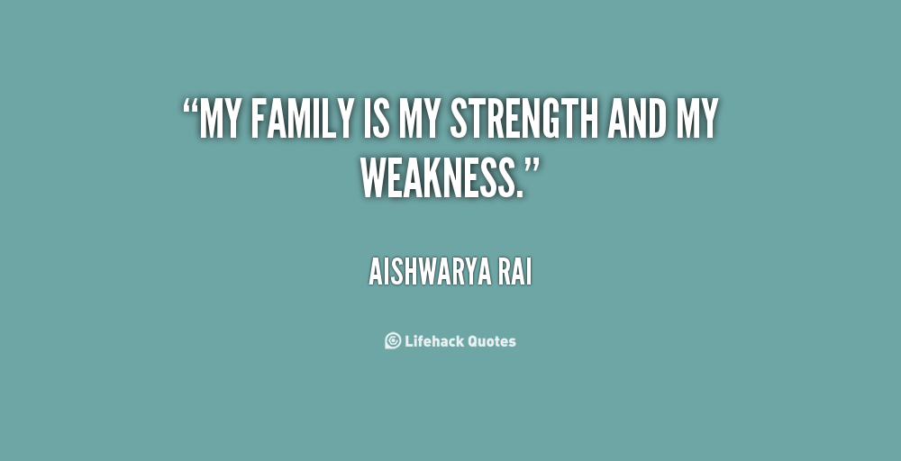 Quotes About Family Sticking Together: Family Strength Quotes. QuotesGram