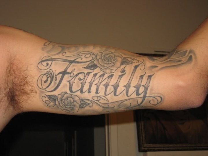 44 best Family Bicep Tattoos images on Pinterest | Bicep ...