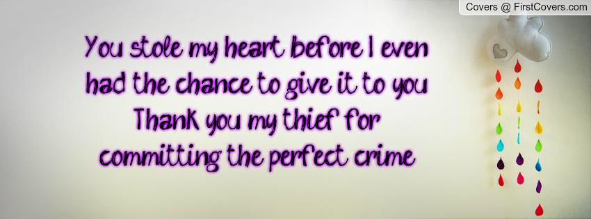 Stolen Heart Quotes. QuotesGram