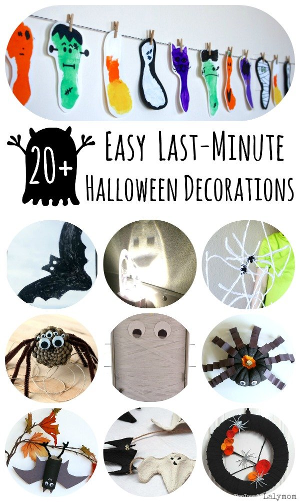 Easy Halloween Classroom Decorations ~ Quotes about last minute plans quotesgram