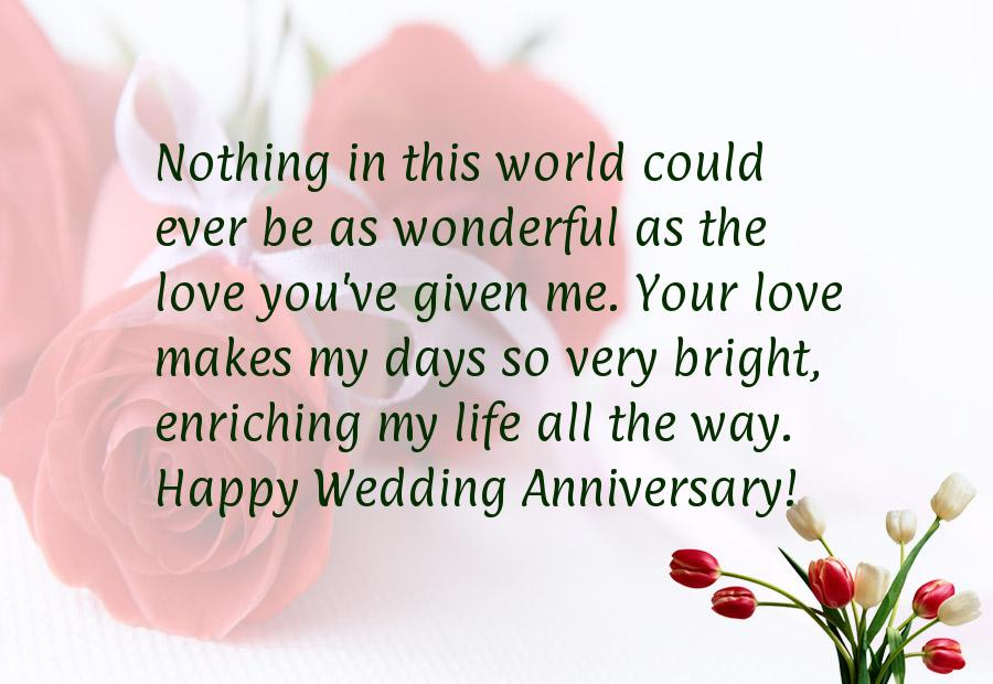 Happy anniversary quotes for him quotesgram