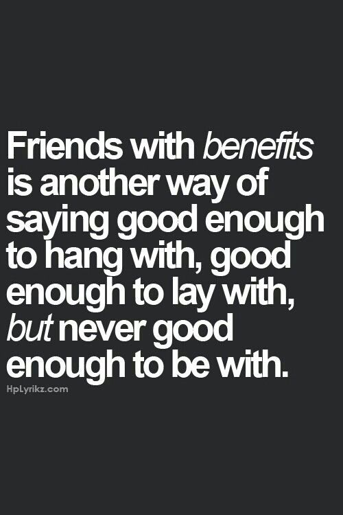life relationships reasons friends benefits really idea