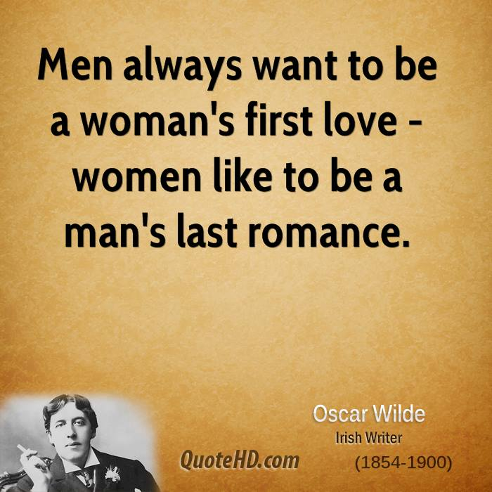 Man Loving A Woman Quotes: Romance Oscar Wilde Quotes. QuotesGram