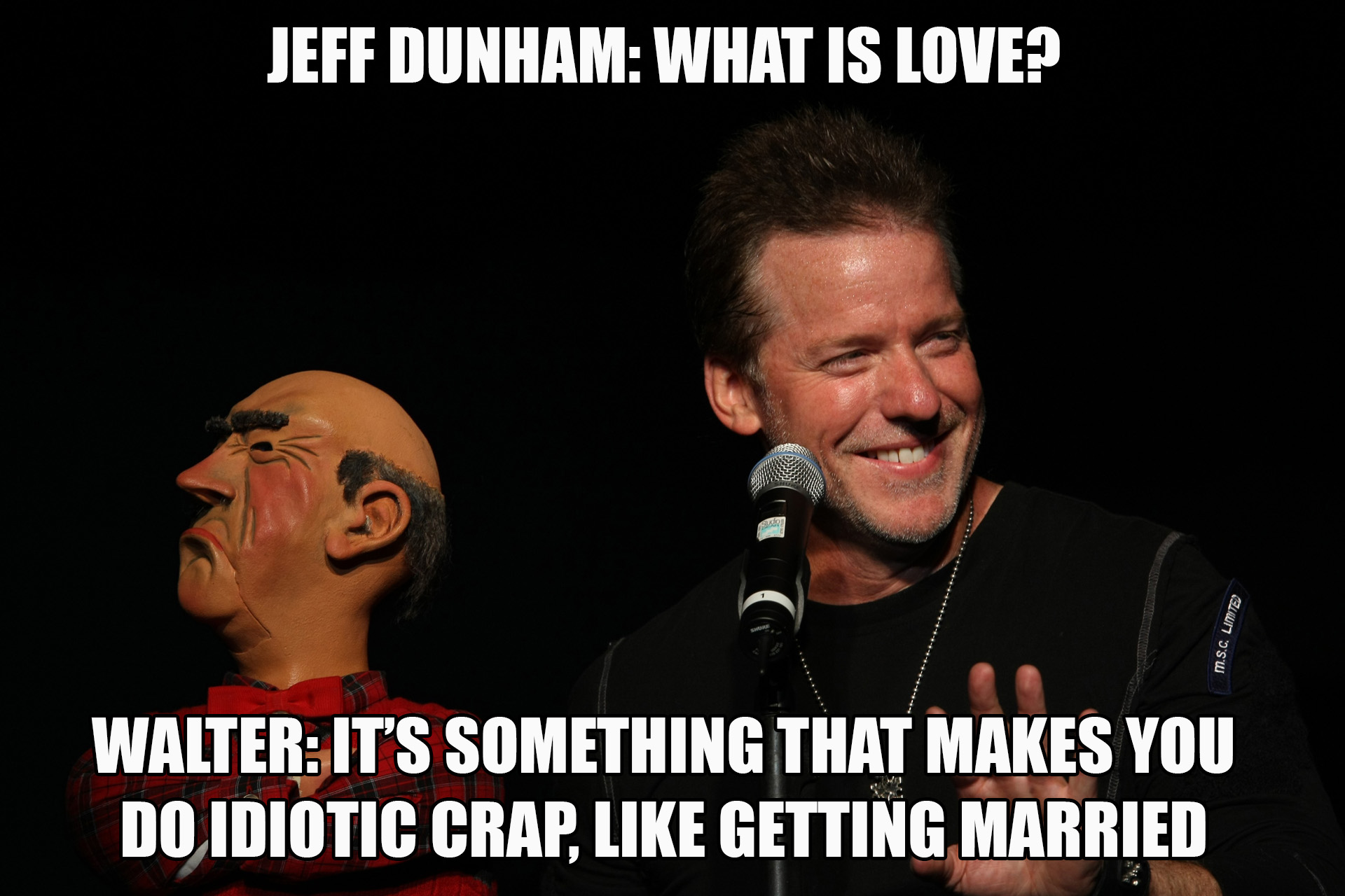 Jeff Dunham Quotes Quotesgram