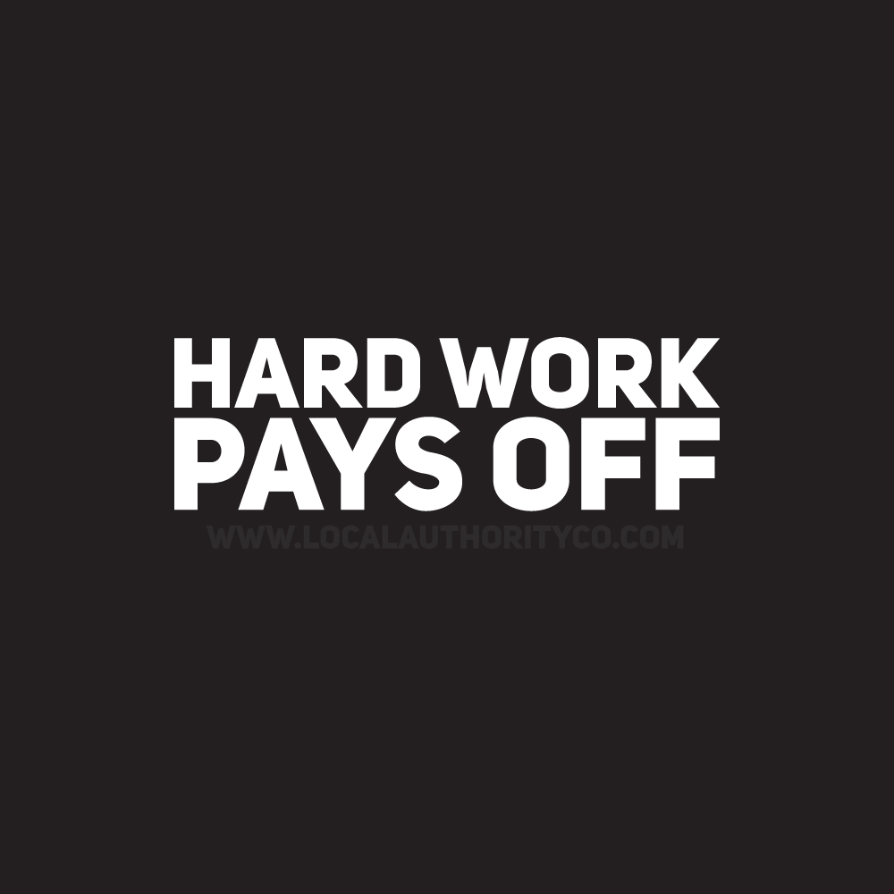how to be motivated to work hard