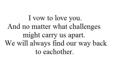 leo the vow quotes quotesgram