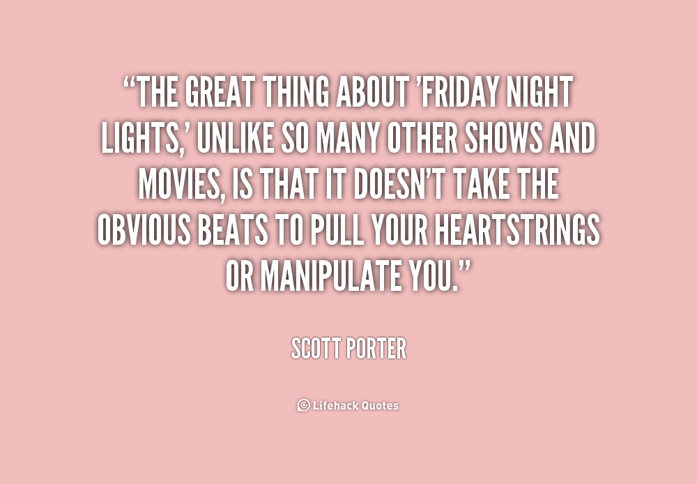 famous friday night lights quotes quotesgram