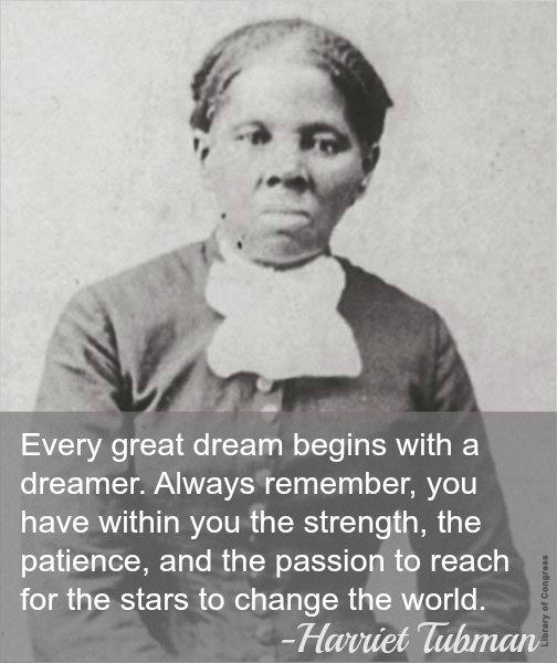 Harriet Tubman Quotes. QuotesGram