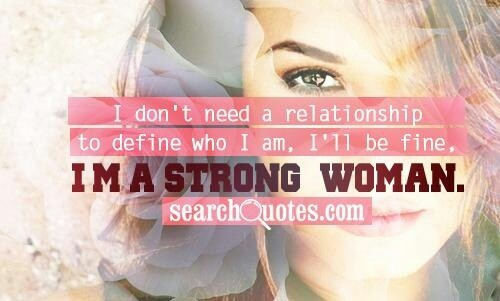 Im A Strong Woman Quotes. QuotesGram