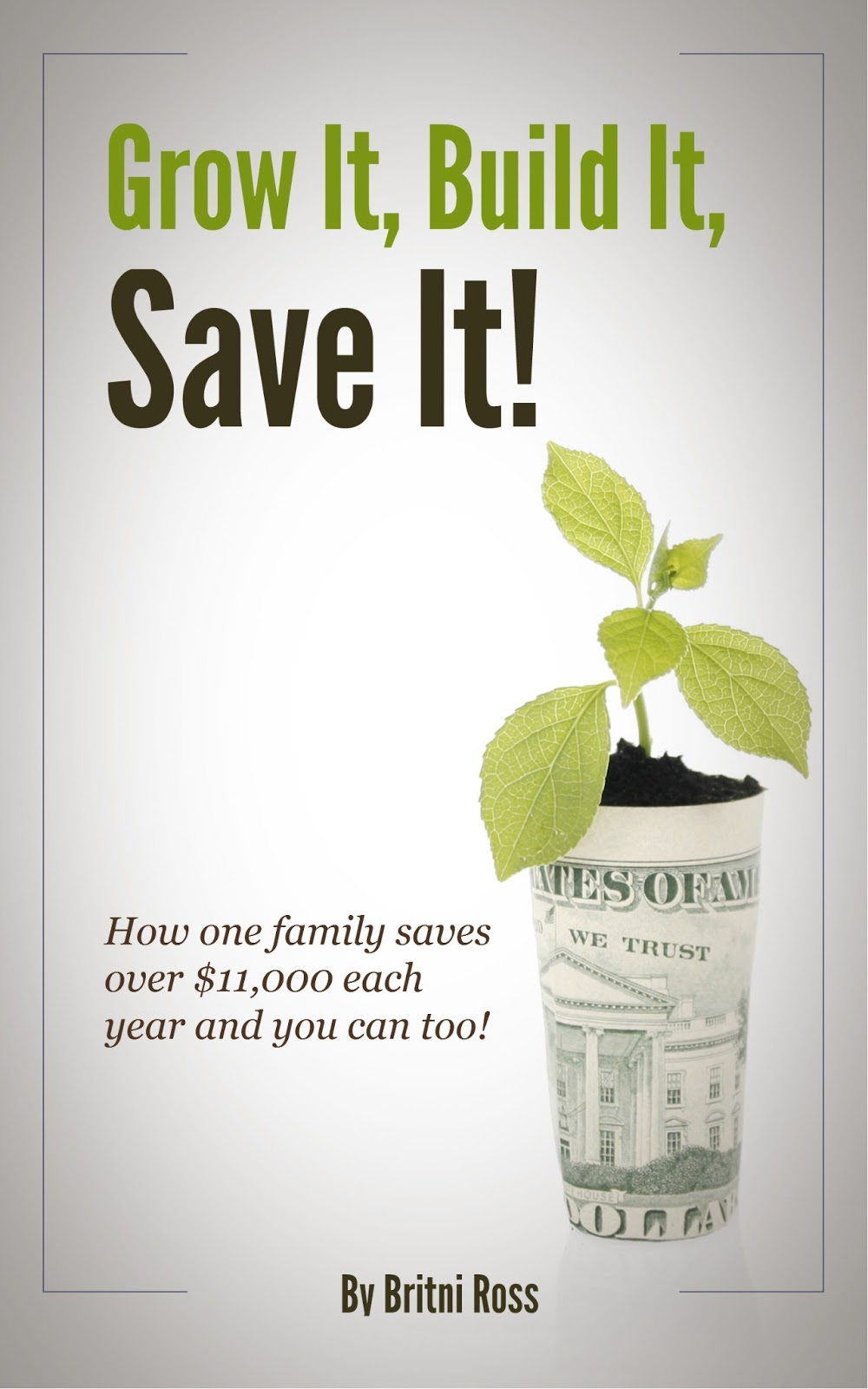 Build quotes about money quotesgram - Money saving tips in gardening ...