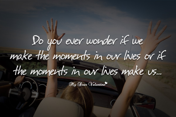 Do And Frases: Do You Ever Wonder Quotes. QuotesGram