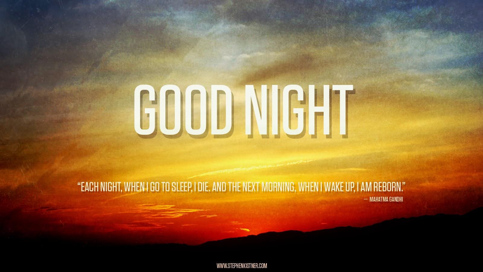 good morning goodnight quotes