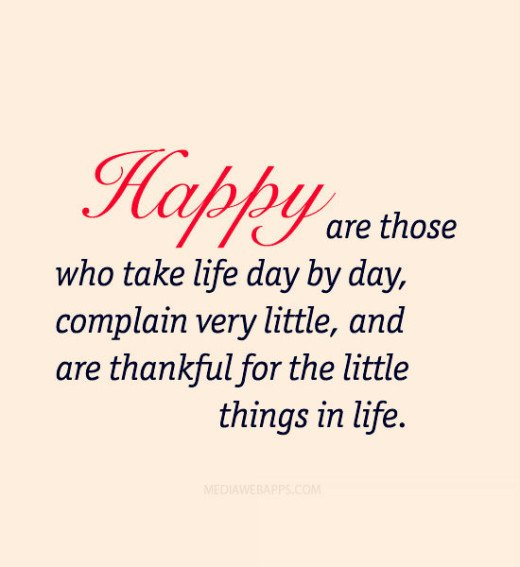 Small But Happy Life Quotes. QuotesGram