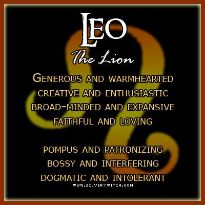 Leo Zodiac Quotes. QuotesGram