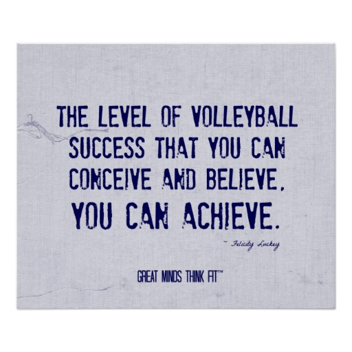 Motivational Team Quotes Volleyball: Motivational Team Quotes Volleyball. QuotesGram