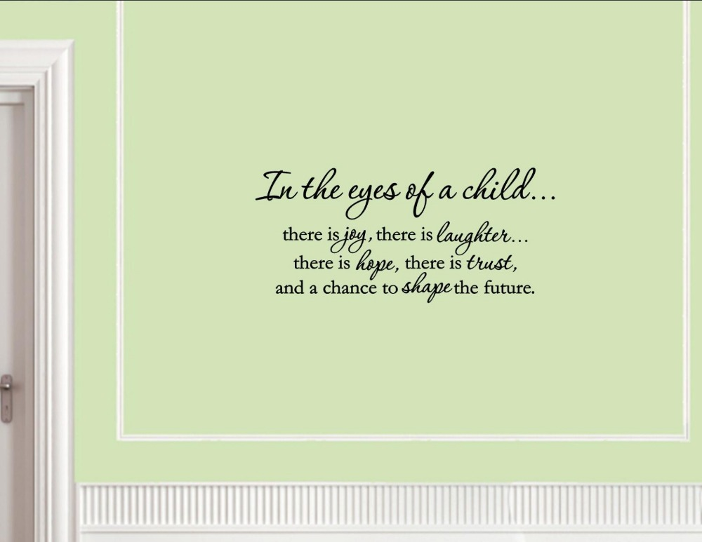 Through The Eyes Of A Child Quote: Quotes With The Word Joy. QuotesGram