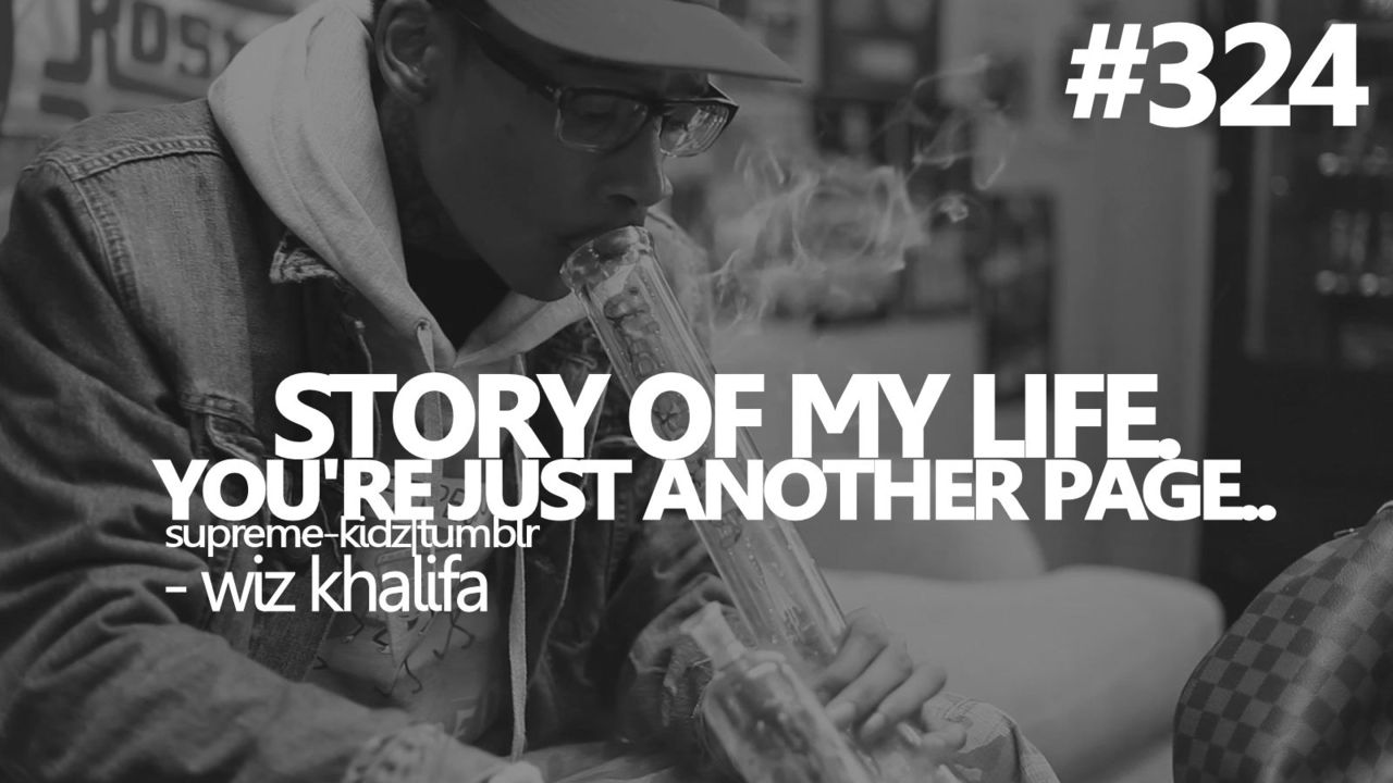 Cool Wiz Khalifa Quotes. QuotesGram