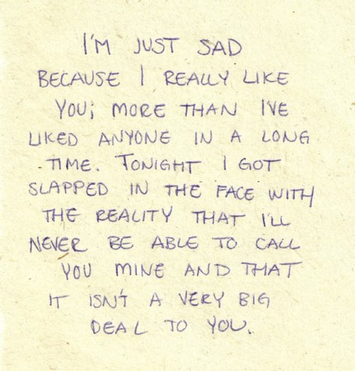 31 Incredibly Sad Quotes That Will Give You Feelings: Inspirational Quotes When Your Sad. QuotesGram