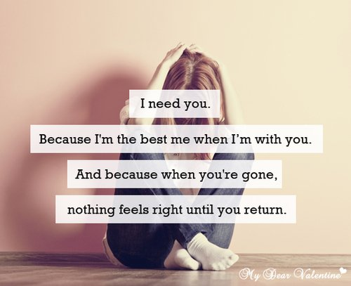 When I Needed You Most Quotes. QuotesGram