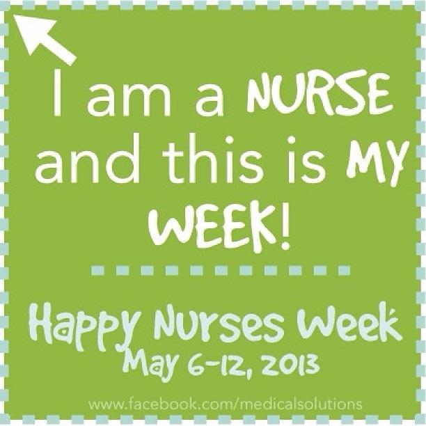 Happy Nurses Week Quotes. QuotesGram