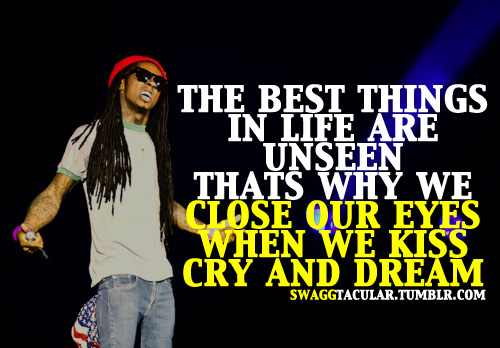 Tremendous Romance Lil Wayne Quotes Quotesgram Funny Birthday Cards Online Inifodamsfinfo