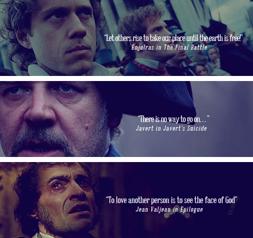 Quotes From Les Miserables Quotesgram