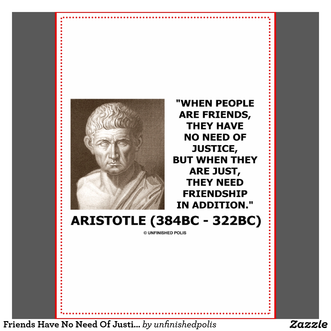 aristotle on justice In his book the nichomachean ethics, aristotle discusses the concept of justice in book v justice is used with its many different connotations however, in order to explain the statement that justice can only be found in the laws established by the st.