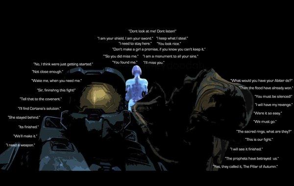 Halo 4 Quotes Quotesgram: Epic Halo Game Quotes. QuotesGram