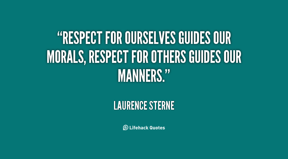 Famous Respect Quotes. QuotesGram - 62.4KB