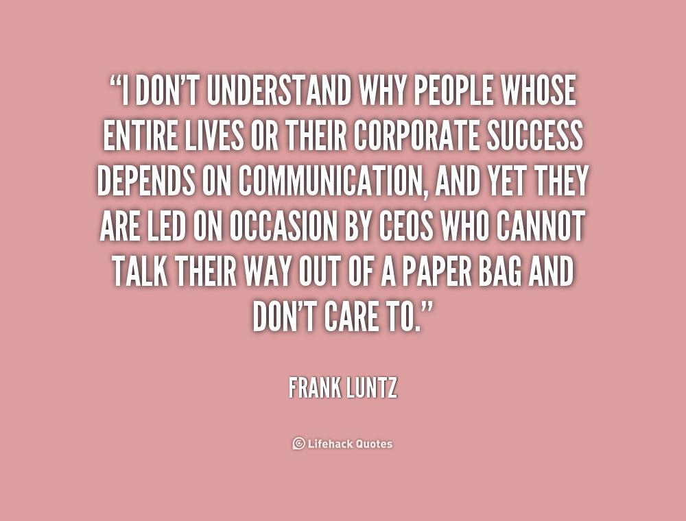 Understanding People Quotes. QuotesGram