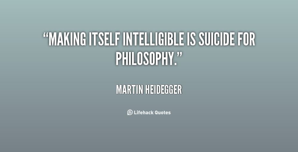 Martin Heidegger Critical Essays