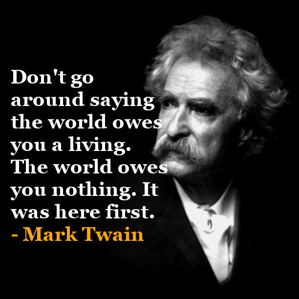 Bob Thomas Ford >> Happiness Quotes Mark Twain. QuotesGram