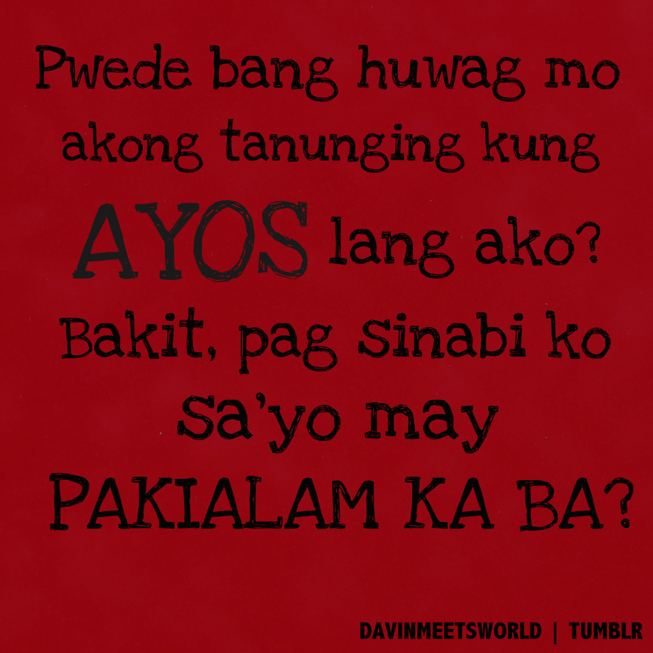 Love Quotes Tagalog Sa Crush. QuotesGram