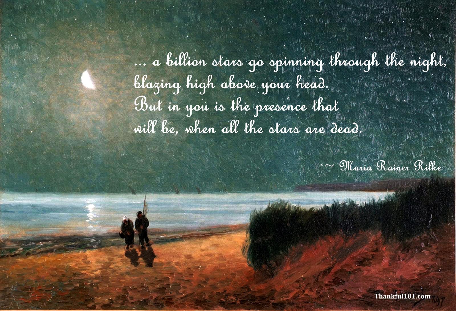 Rainer Maria Rilke Quotes Quotesgram