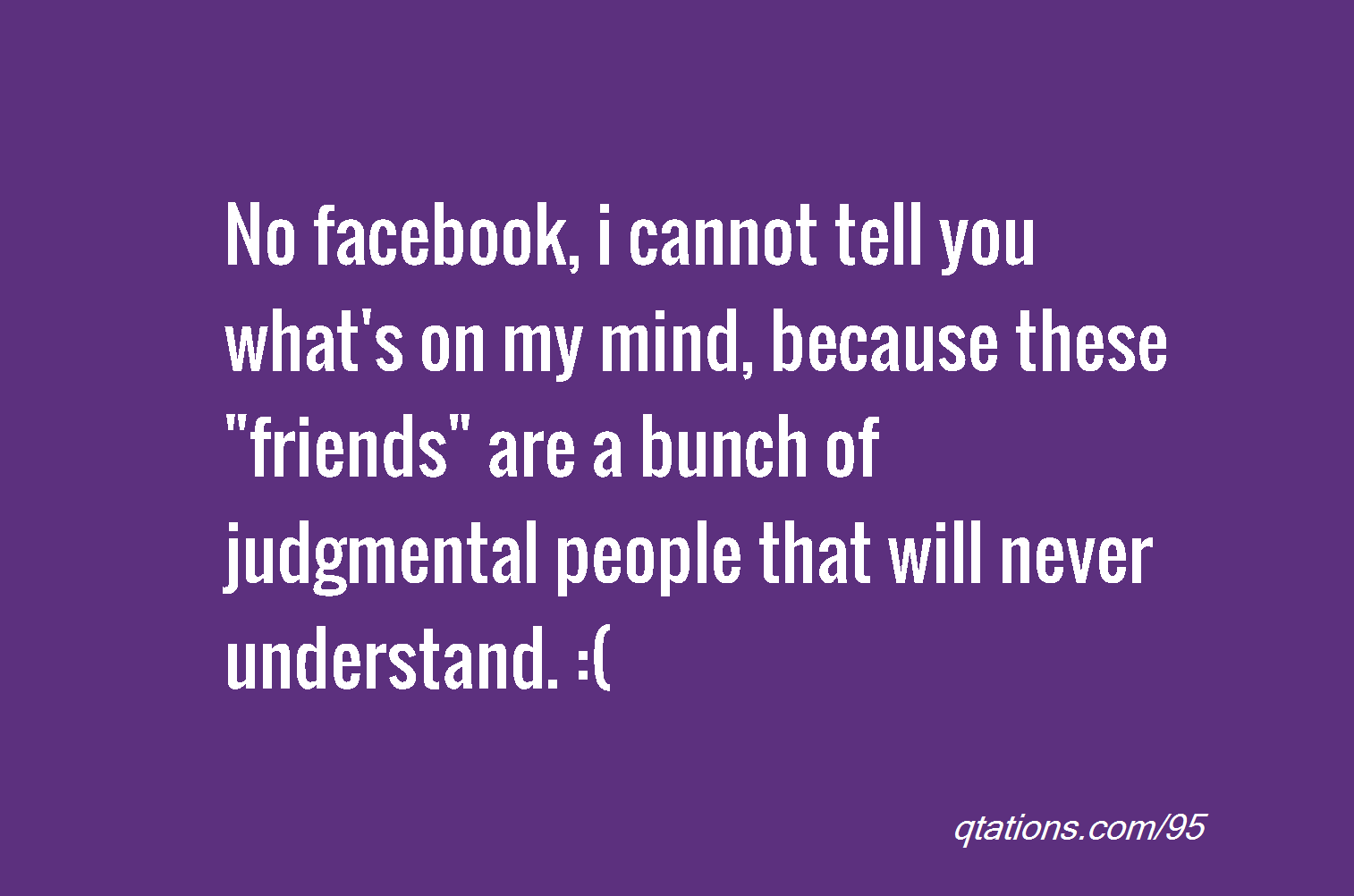 Quotes About Judgemental People. QuotesGram