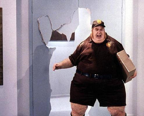 Mailman porn