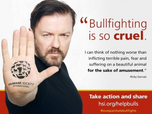 Ricky Gervais Quotes On Animals. QuotesGram