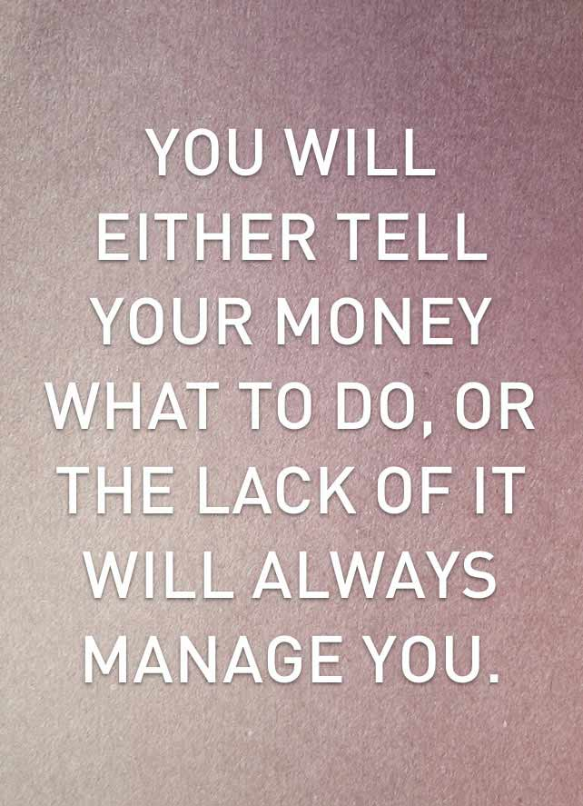 Quotes About Money Management Quotesgram