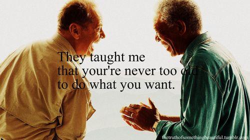 Bucket List Morgan Freeman Quotes. QuotesGram