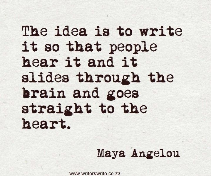 quotes on how to start writing