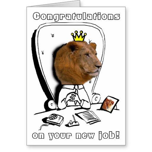 Congrats On Your New Job Quotes: Congratulation Job Funny Quotes. QuotesGram