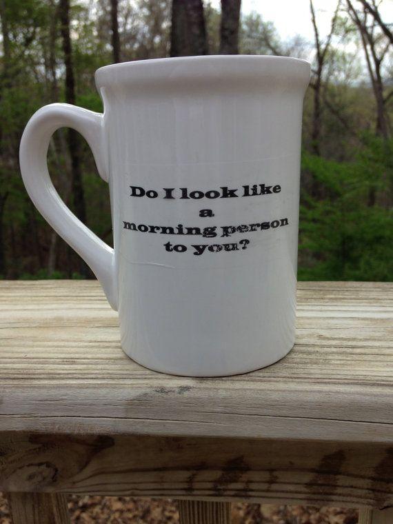 Sharpie Mug Quotes Fun...