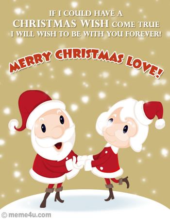Merry Christmas I Love You Quotes. QuotesGram
