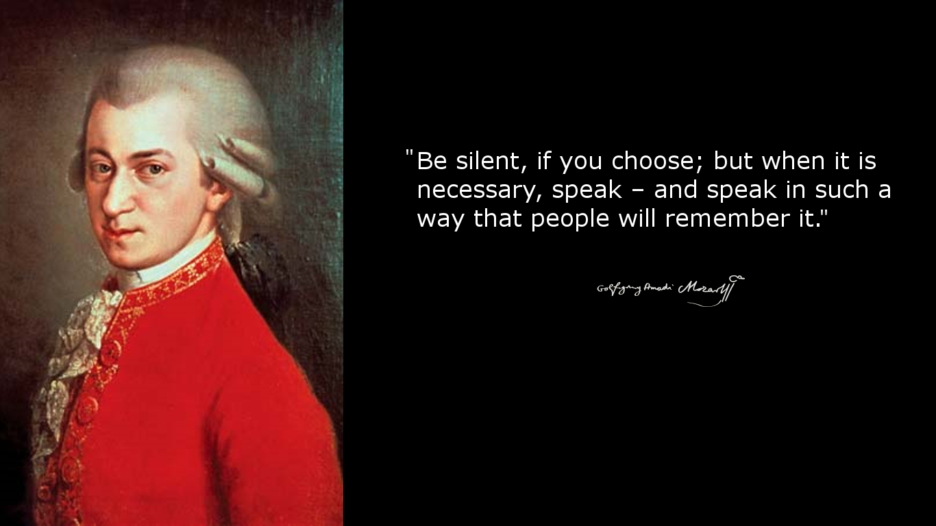 Funny Mozart Quotes. QuotesGram